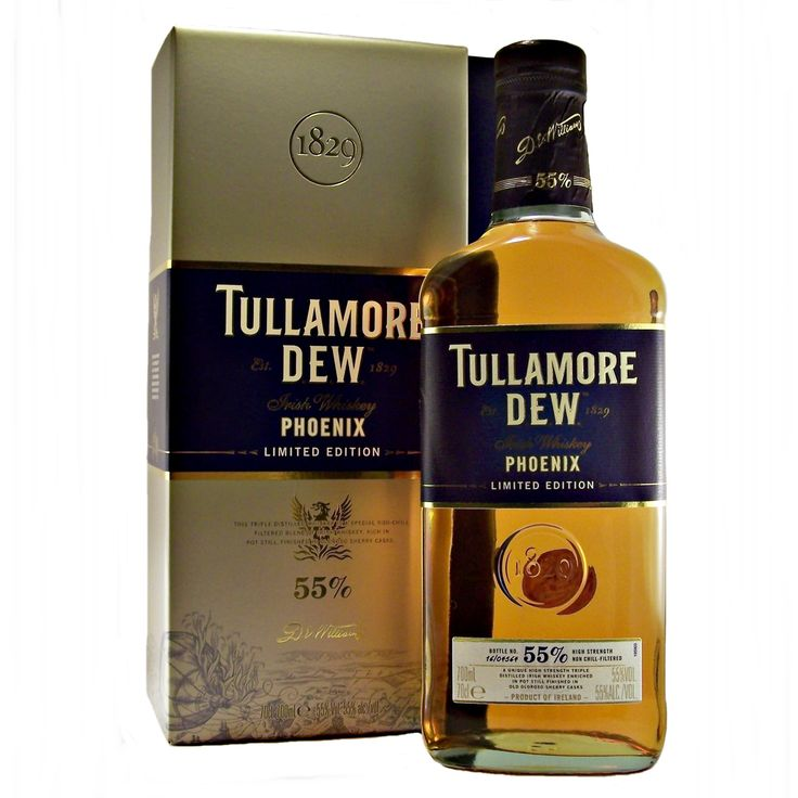 Tullamore Dew Phoenix Irish Whiskey Limited Edition available to buy online at specialist whisky shop whiskys.co.uk Stamford Bridge York