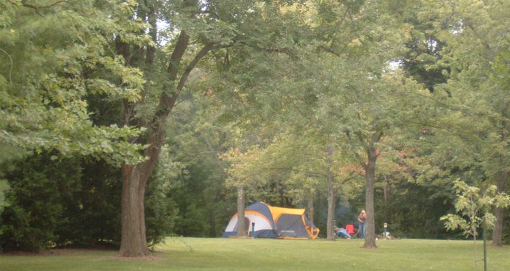 Warwick Conservation Area - Accommodations, Campgrounds - Tourism Sarnia Lambton