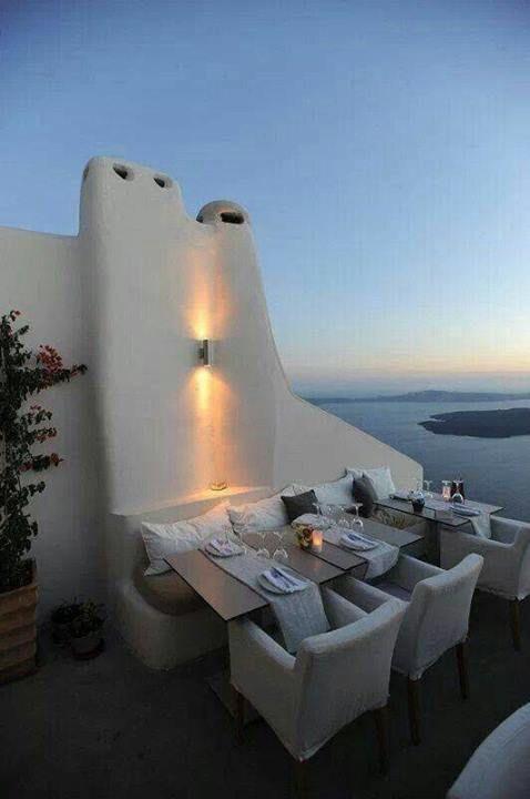 Santorini,  Greece !
