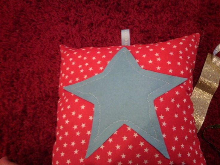 cushion for my son - back