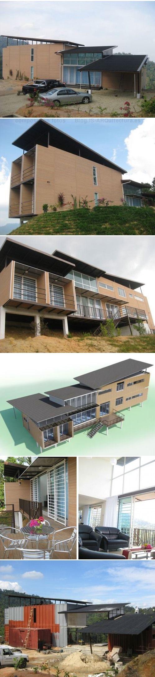 Alte wohnarchitektur  bilder zu casas de contentores  contentorescontainer homes