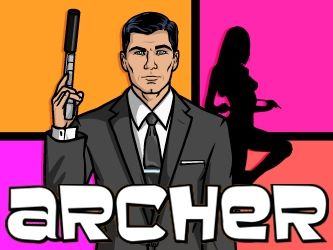 Archer-takes you into the International Secret Intelligence Service (spy agency) where there's crude humor and backstabbing. Just wonderful.