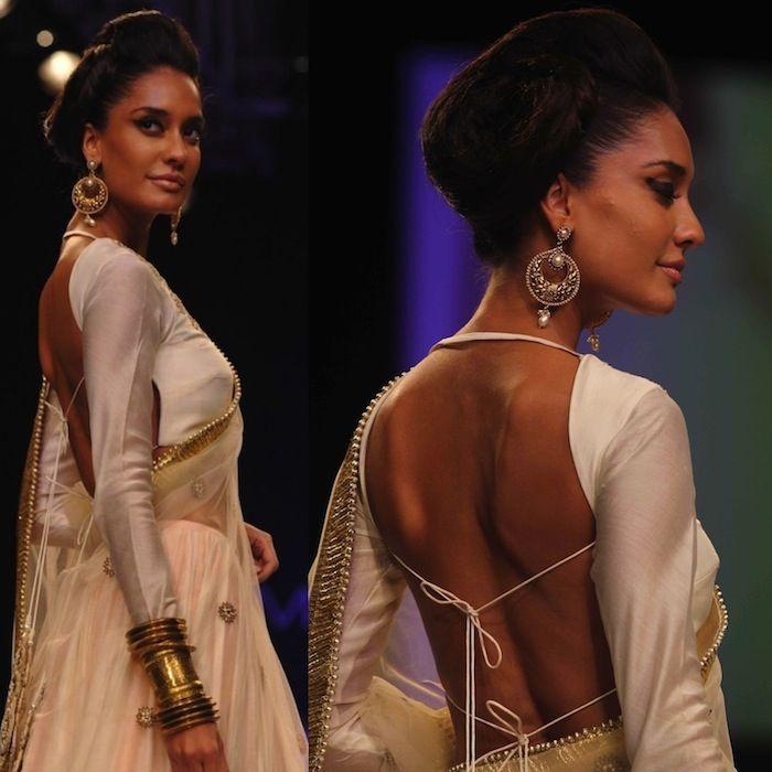 Lakme Fashion Week Wedding Saree Inspiration