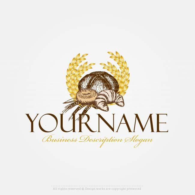 Create A Logo Bakery Logo Templates Bakery Logo Cake Logo Design Logo Design Free