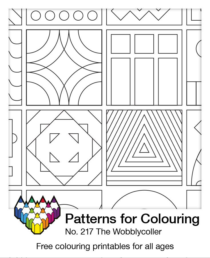 Colouring page 217. Lots to choose from.