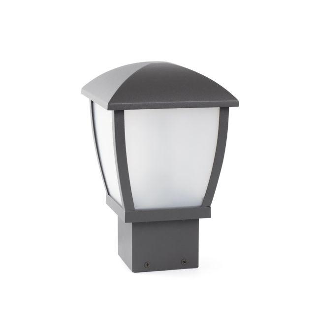 Lámpara de jardín sobremuro clásica #lamparas #jardin #iluminacion #led #decoracion #interiorismo #luz #verano