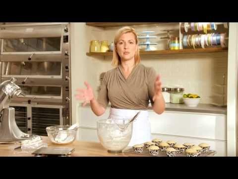 Bake With Anna Olson Video 05 Cupcakes Tips Season 1 Episode 5 - YouTube