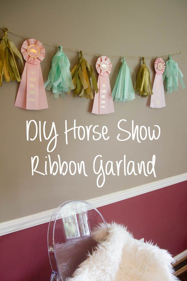 Gallery For > Best In Show Ribbon Horse