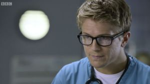 Casualty (28/20) New boy Dr Ethan Hardy is the kind of doctor I'd like to have.
