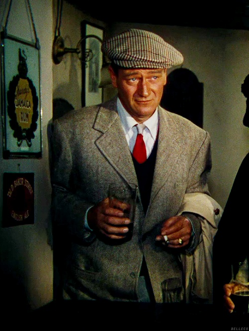 The Quiet Man - love this movie