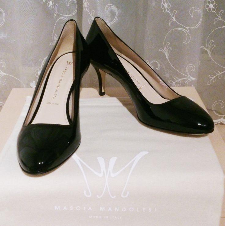 Mascia Mandolesi : My first their shoes ♡