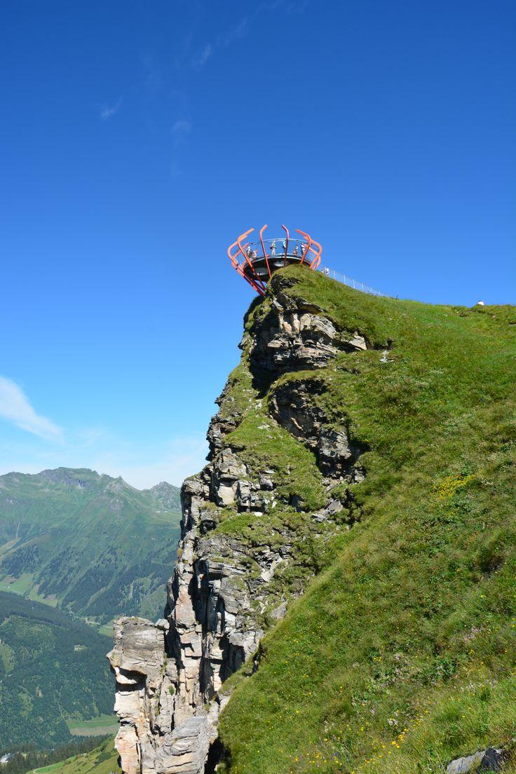 Outlook to Alpes. Author-Tereza Večerková