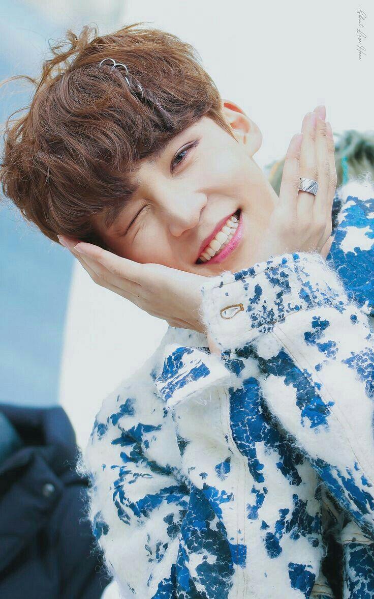 Ateez My Life Woo Young Kpop Kpop Idol