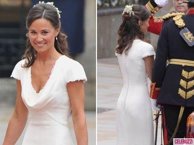 pippa middleton bridesmaid dress - Google Search