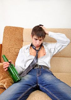 Alcohol intoxication and poisoning threats to health