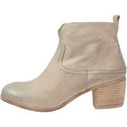 SPM GIRAFFE Ankle boot beige