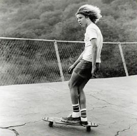 original skate style- z-boys. Tony Alva... Apparently he likes VOS Ts :)