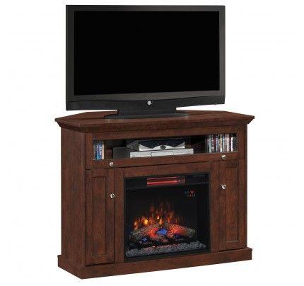 media fireplace