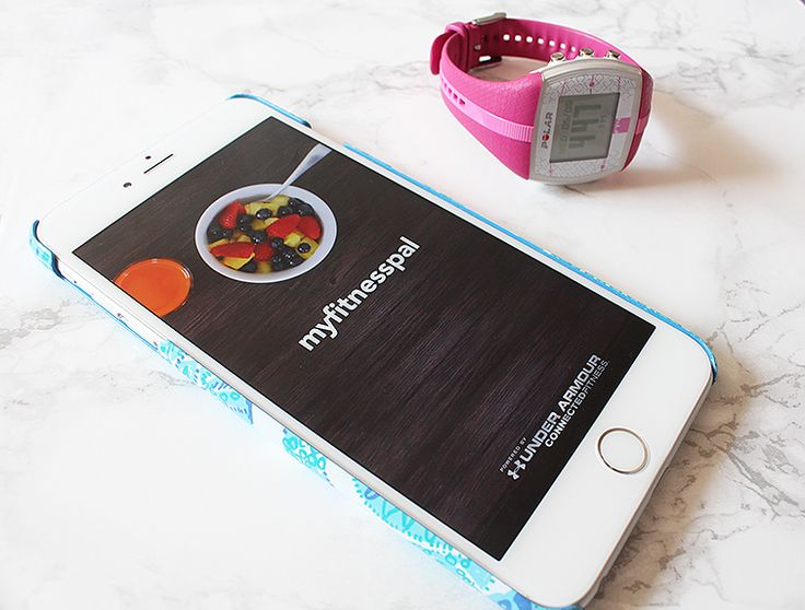 5 Steps to a More Fit Lifestyle w/ My Fitness Pal App