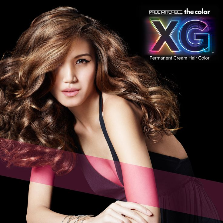 Color It Caramel with the color XG | Paul Mitchell Professional Blog