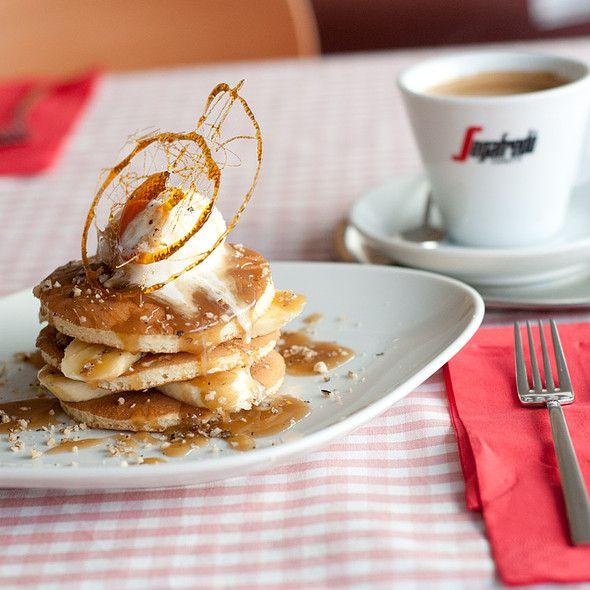 pancakes @ Cafe Mese