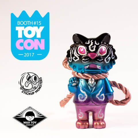 Javier Jimenez x Max Toy Co ToyCon UK Releases