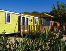 Mobile Home Colors Accommodation for 4 and 6 persons