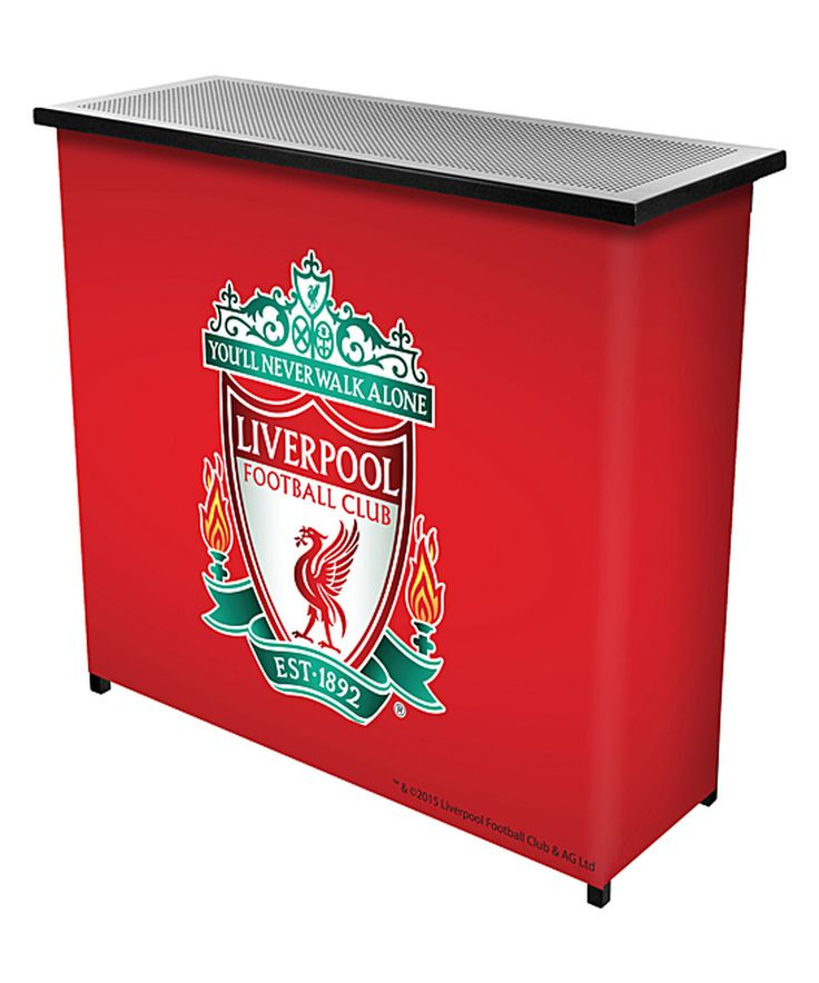 Love this Liverpool Deluxe Portable Patio Bar by Trademark Global on #zulily! #zulilyfinds