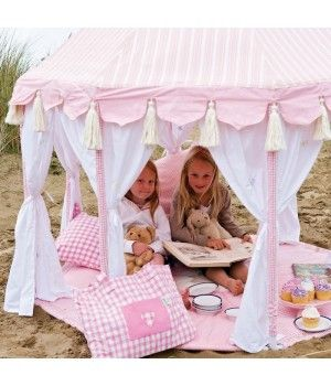 Best kids tent EVER -- I must make one for the yard!