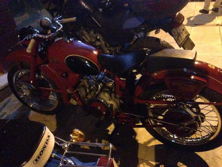 #motorcycle #restoring #customizing #Guzzi