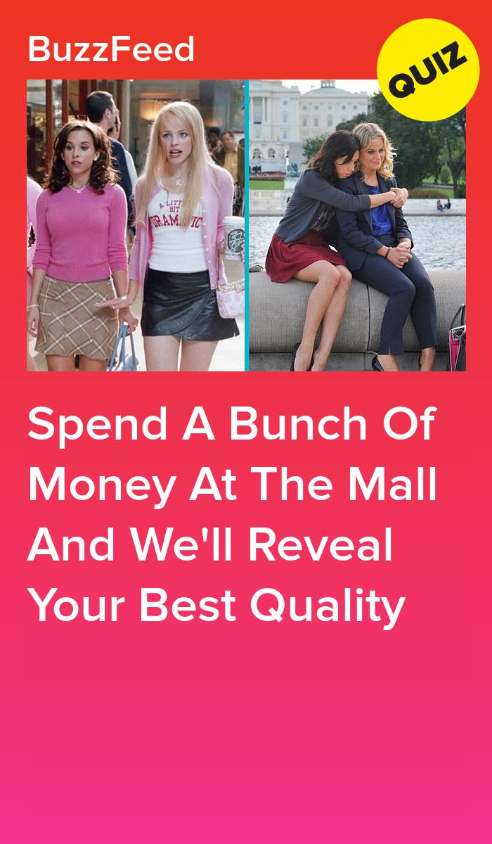 Take A Trip To The Mall And We'll Reveal What People Love Most About