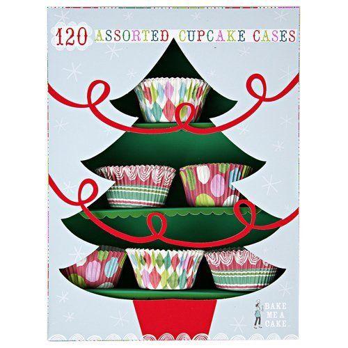 Decoración Navidad.Christmas decoration ideas. Kit moldes cupcakes.  www.mommas.es
