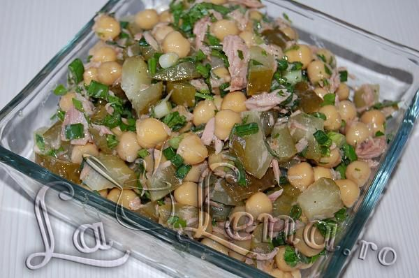 """Salata cu ton si naut"" - Poza principala"