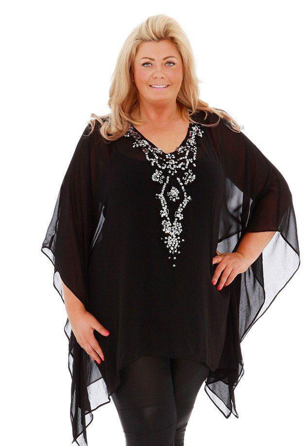 Fashion for the fuller figure uk 48