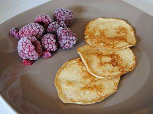 Low-Carb-Pancakes selber machen   eatsmarter.de