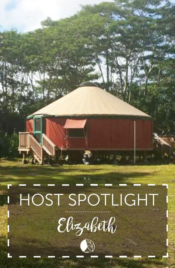 #travel #getaway #glamping #camping #glampinghub #ecofriendly #hawaii #keaau #nature #unique