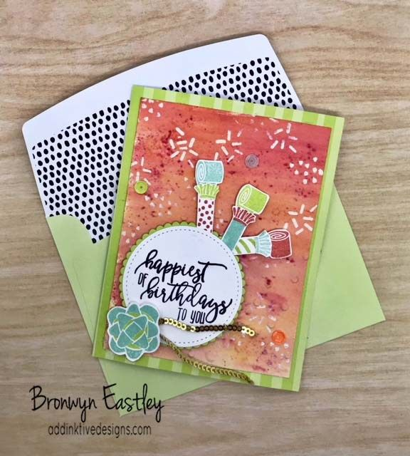 The Stamp Review Crew - Picture Perfect Birthday