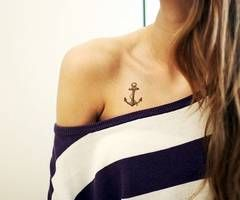 Always wanted to get an anchor tattoo, just can't find the right anchor design...