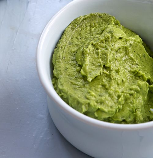 Grøn guacamole creme - GreenGoddessGuide