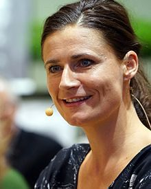 Sisse Fisker (b. 1976), Danish television presenter