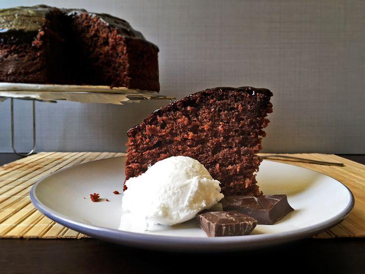 Najlepsze ciasto czekoladowe