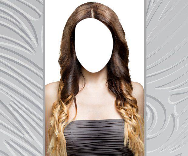 Change Hair Color Ombre Hair Salon Photo Editor Change Hair Color Try Different Hair Colors Hair Colour App