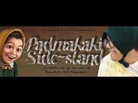 PadmaKaki AKA Padmaavati ane Side Stand | Gujju Comedy Video 2018