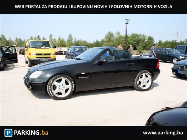 Mercedes-Benz SLK 230 2.3 Kompressor