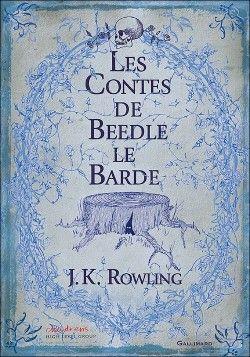Couverture de Les Contes de Beedle le Barde