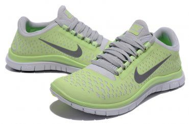 sports shoes b2d43 ca812 inexpensive nike free 3.0 v4 womens fluorescence green shoes ba476 ec3e0