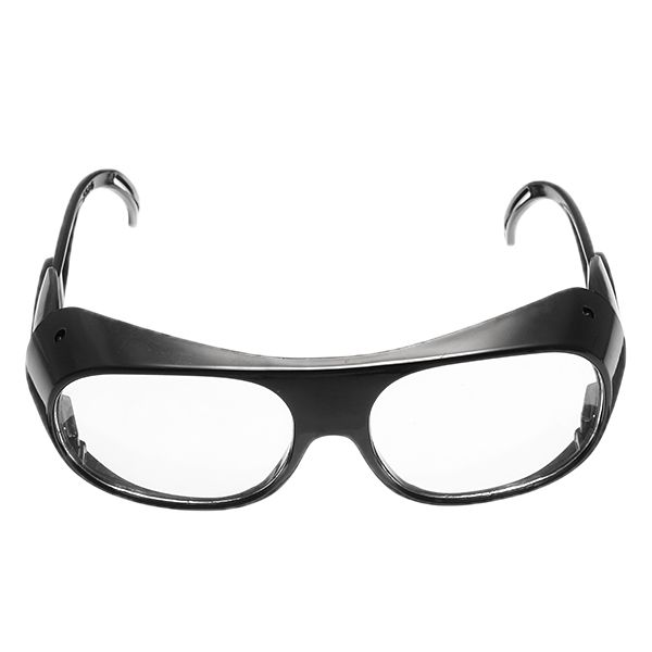 Soldadura de Protección Gafas Gafas de Vidrio Lente ordenador personal Protección de Bastidor para Lab Laboral