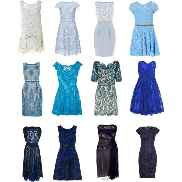 Ooh that royal blue one is gorgeous!!