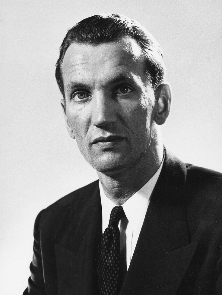 Jan Karski (1914-2000) was a Polish World War II resistance movement fighter and later professor at Georgetown University. In 1942 and 1943, Karski reported to the Polish government in exile and the Western Allies on the situation in German-occupied Poland, especially the destruction of the Warsaw Ghetto and the secretive Nazi extermination camps. In 1982, Yad Vashem recognised him as a Righteous Among the Nations, and he was posthumously awarded the Presidential Medal of Freedom in 2012.