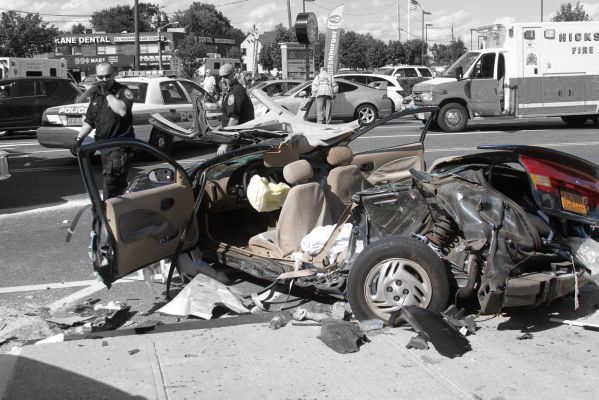 Traumatic Car Accidents - Personal Injury Cases